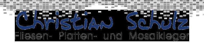 Christian Schulz - CS-Fliesenleger - Fließen- Platten- und Mosaikleger